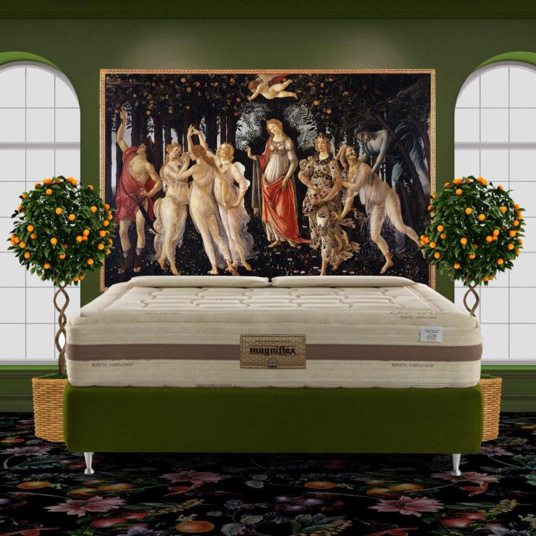 สัมผัสมิติใหม่แห่งการนอนอย่างเป็นธรรมชาติบนที่นอน Toscana หลับสนิท นอนสบายทุกค่ำคืน